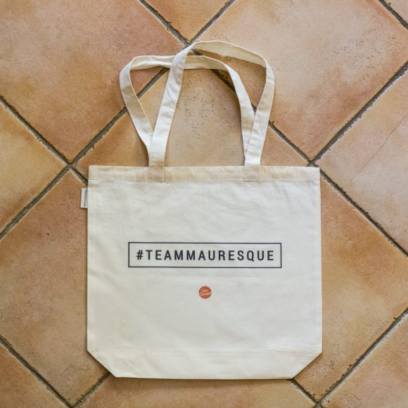 tote-bag teammauresque