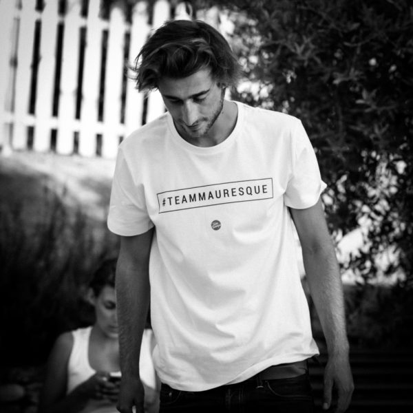 "t-shirt homme ""Hashtag"" - boutique Team Mauresque"